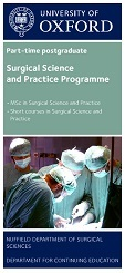Surgical Science and Practice Cover