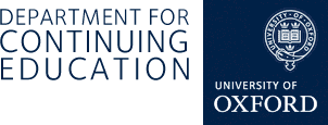 University of Oxford Department for Continuing Education logo